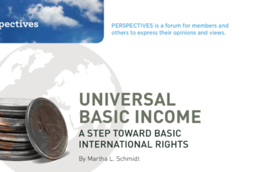 Universal Basic Income- A Step Toward Basic International Rights